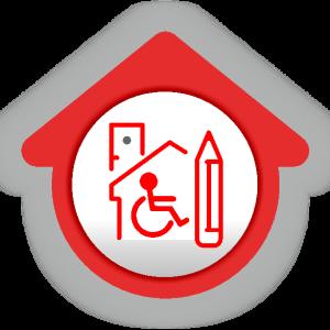 dr reforma icono personas movilidad reducida